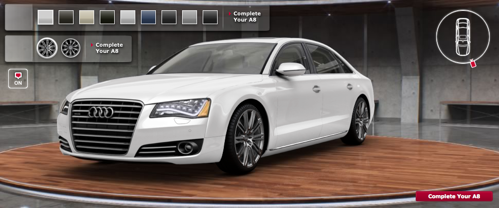 The Audi A8 Reliable Superstore