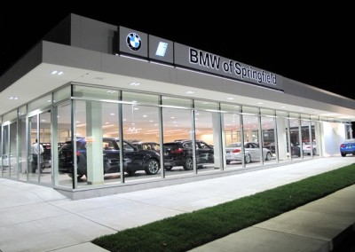 Bmw Of Springfield New Building Reliable Superstore