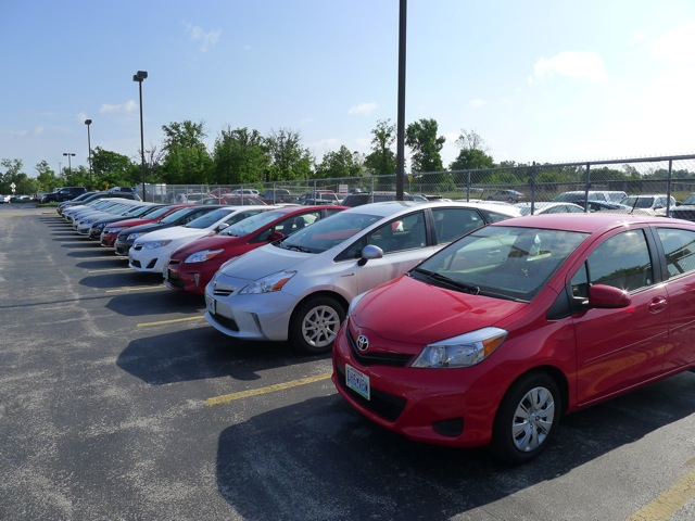 Toyota Rent A Car Reliable Superstore