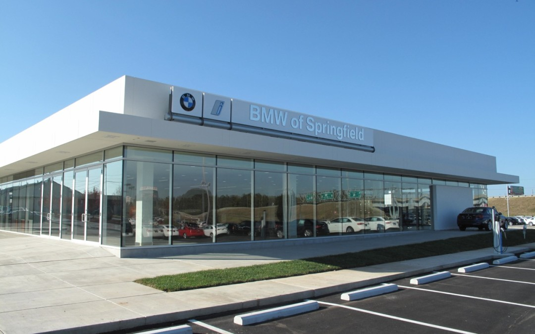 BMW of Springfield – New Building