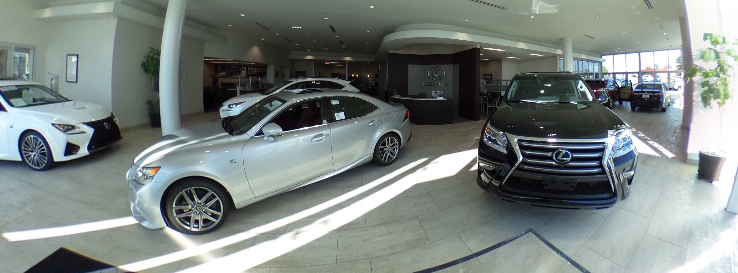 Reliable Lexus Virtual Tour